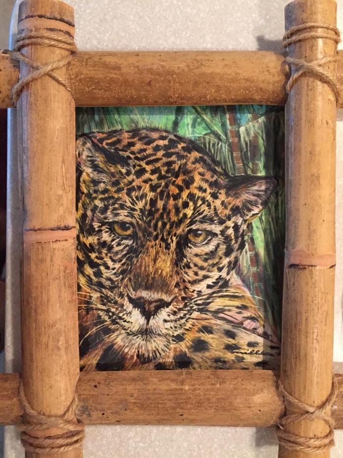 Leopard by Miller