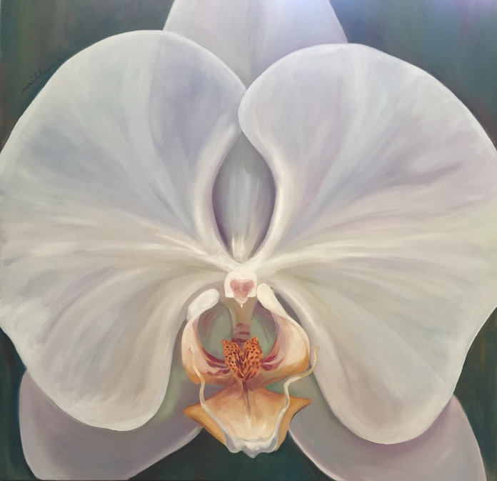 Large Orchid Miller
