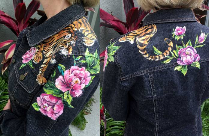 tigerJacketWithPeonies